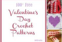 Valentine's Day Crafts / by AllCrafts.net - The Free Crafts Network