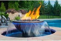 Outdoor Living and Entertaining / Having people over for a barbecue?  Watching the big game?  Need some extra seating around the ol' fire pit?  Need the ol' fire pit?  We've got you covered.