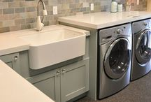 House: Laundry / Laundry room ideas