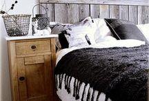 Bedrooms & Bedding / by Anita Scott