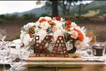 Wedding Decor / Tablescapes, lawn games, and detail shots of wedding decor from beautiful weddings here at Kunde