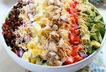Delish Soups & Salads / Because...FOOD! / by Cheryl Clever