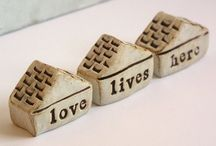 Polymer, Clay & Stamps
