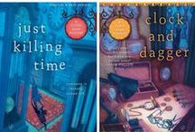 Clock Shop Mystery Series by Julianne Holmes / Book covers, inspirations