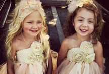 Wedding: Flower Girls