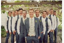 Wedding: Groomsmen