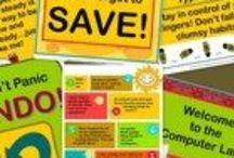 Computer Teacher Stuff! / An inspirational board for computer teachers to share ideas and products!