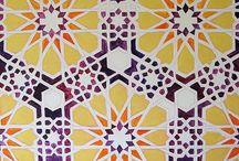 Mosaic, Patterns, Celtic Knots