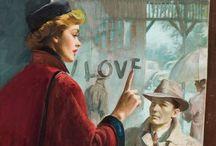 Vintage Romance /   / by Diane Emerson