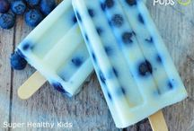 Food: Popsicles!