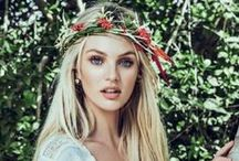 Boho Fashion / Breezy laid back styles for the bohemian princess in all of us