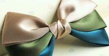 Kokarda kokardka wstążka Ribbon bow