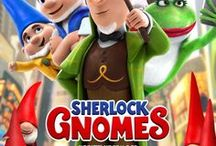 Sherlock Gnomes / When the gnomes go missing, there's only one gnome for the job. #SherlockGnomes, now on Blu-ray and Digital!