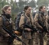 Annihilation / From the writer and director of Ex Machina, Annihilation stars Natalie Portman, Gina Rodriguez, Tessa Thompson and Oscar Isaac. Now on Blu-ray and Digital.