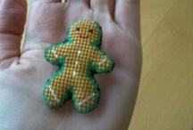 My Cross Stitch Creations / Mis creaciones a punto de cruz