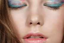 BEAUTY: artsy makeup / by Camille Juco