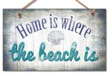 Beach Decor / by Janet Cotto