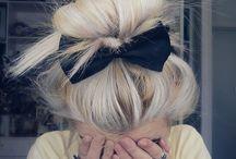 hair / by Katie Hallman