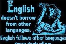 English Language / by Cheryl Hudson