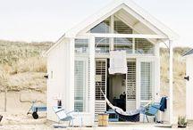 Beachhouse * Strandhuisjes