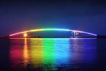 Beautiful Rainbow ❤  / Some where over the rainbow.....