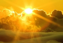 Yellow, only yellow ☀ / ☼  ☼ The sun is shining ☼ ☼
