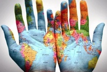 The world is in my hands