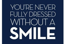 Big smile  / ☺ Smile ☺ and the whole world smiles with you..... Did YOU smile today??
