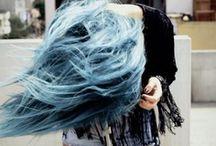 Hair +  Make Up / by Sarah Ruthless