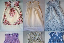 Sewing Projects - Kid Clothes / by Kate French