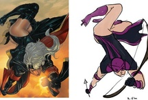 Hawkeye Initiative  / This is quite possibly my favorite thing to come out of 2012. The Hawkeye Initiative. OMG. So good. Read what it is in its own words below.