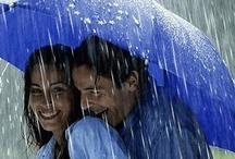 Raindrops keep fallin.... ☔