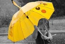 Grey & Yellow * Zo mooi bijelkaar  / De combinatie grijs met geel; zo mooi...
