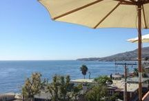 Laguna Beach  / Located in Orange County and one of California's most beautiful coastlines.  I spend much of my time in Laguna.  Everyone should visit this coastal gem.