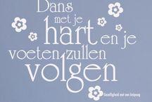 Wonderfull Dutch Words I * Mooie Woorden