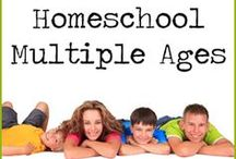 Homeschool / by Noellen