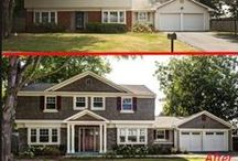 HOME: Before & After Exteriors