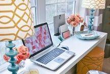 My Desk / by Claudia Haffner