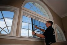 Residential Window Tinting / Save on your energy bills, protect your family from UV skin damage, and your interiors from fading with residential window tinting.