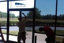 Go Green -- Window Tinting / Window Tinting adds energy efficiency to your car, home, and office!