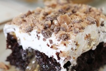 Desserts :) / by AnneMarie Witecki
