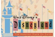 vintage disney/Disneyland / by Chris Conlee