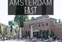 """Amsterdam East - Amsterdam Guide / An upcoming area in Amsterdam is Amsterdam East. This is where hipsters go to visit the coolest locations in town. Your Little Black Book knows the must visit places for when you're in the East of Amsterdam, The Netherlands. Including hotspots, restaurants, shops, bars and more. ➜ DOWNLOAD OUR APP with over 700 addresses, just search for """"YOURLBB"""" in your app-store!"""