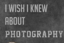 Photography - Tips and Tricks / by Judy Stich