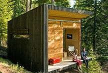 architecture: small + pre-fab fab / by studioloraine