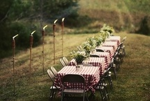 cuisine: backyard dinner parties