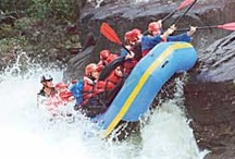 Fall activities / Rafting, Fall Color, October activities in the mountains of North Carolina and West Virginia