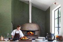Kitchens + Restaurants