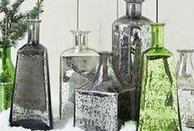 Silver Stories / DIY, decor, crafts & recipes inspired by all that is shiny and silver
