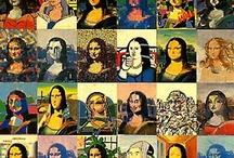 The Fabulous Mona Lisa / by Emeli Reiart